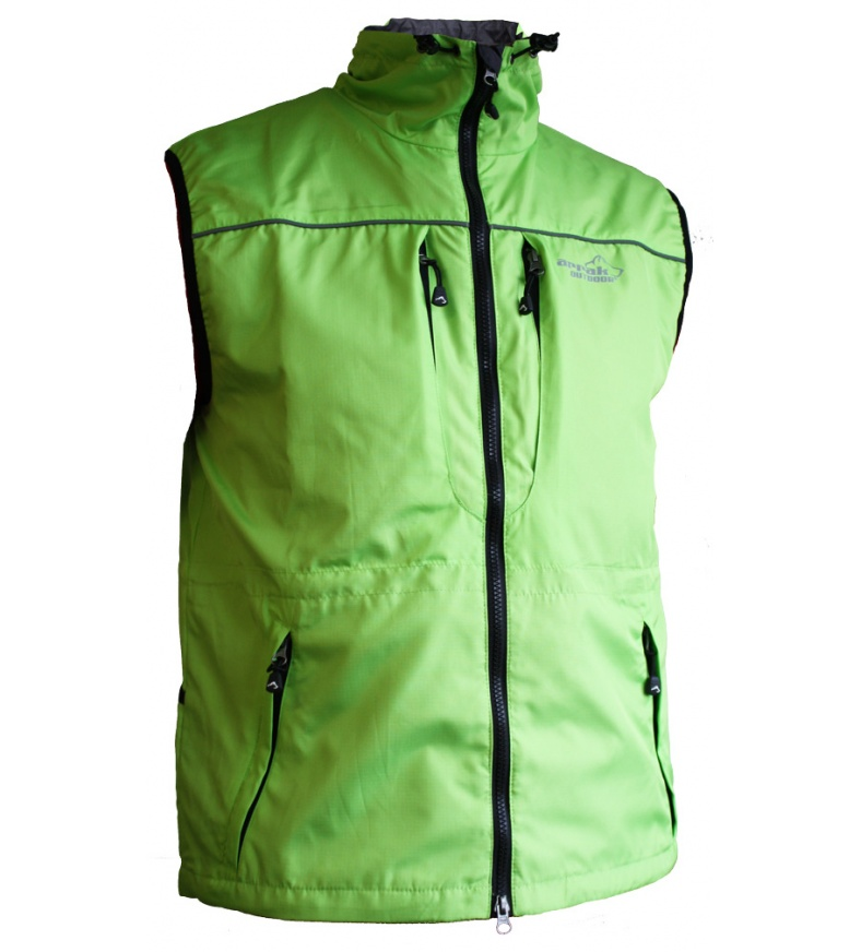 f08b6086e26 Arrak Jumper Vest - Lime