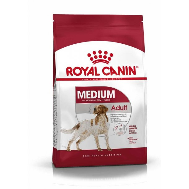 RC Medium Adult 10 kg
